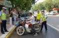 澄城交警扎实开展暑期交通安全整治