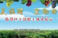 """2018年临渭区全区干部职工才艺大赛 """"七夕""""相约渭南葡萄产业园"""