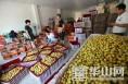 80万亩水果让大荔县群众增收致富奔小康