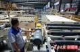 渭南市级重点项目北新建材已投产 预计满产后年产值3个多亿