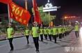 大荔500名健走爱好者将在全国竞走赛开幕式展风采