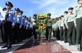 潼关县举行烈士公祭日活动