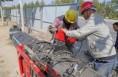 新310国道铺设中水管道 渭南城区水体清洁有保障