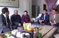 市委常委副市长吕培明慰问高龄老人
