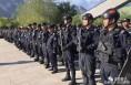 渭南市公安机关恪尽职守凝心聚力圆满完成2018年国庆安保工作任务