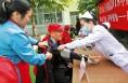 临渭区慈善协会举办重阳节送温暖活动启动仪式