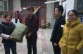 华阴市城河村28户困难群众过冬不愁