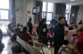 气温降低雾霾连续 渭南市中心医院患者增多