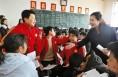 临渭区组织心理健康辅导老师为学生进行心理辅导