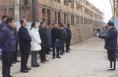 市人大常委会视察调研渭南城区创文工作