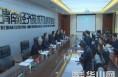 陕西省印刷技术协会来渭南经开区考察