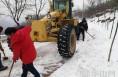 韩城农管局积极做好春运期间道路防滑保畅工作