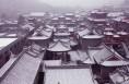 正是一年好冬景  落雪時節正逢年