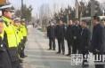 李毅检查节前安全并慰问一线工作人员时要求 全力保安全保畅通保服务 让全市人民过一个安宁祥和的春节
