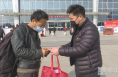 【战疫情 渭南力量】王渭峰:舍小家为大家 救助温暖人心