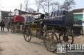 """【战疫情 渭南力量】华州区:农机车""""变身""""消毒车 防疫消毒效率高"""