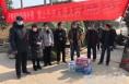 【战疫情 渭南力量】华阴市华西镇:小爱见真心 爱心捐赠阻疫情