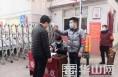 """【战疫情  渭南力量】渭南高新区金城社区:严把""""五个关口"""" 筑牢小区防线"""