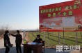 蒲城:疫情防控春耕生产两不误