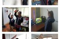 ?渭南高新區高新小學舉行線上升旗儀式
