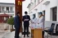 市民政局检查市级返院老年人集中隔离观察点和部分养老机构疫情防控工作