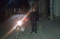 华山镇持续开展夜间巡逻构筑平安防控网