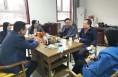 渭南市对外经济技术合作局来潼关调研