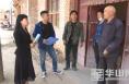 白水县民政局:情系低保户 上门暖人心