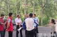 """韩城市板桥镇:开展""""水源地保护""""志愿者服务活动"""