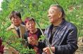 韩城:村里来了科技特派员