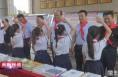 刘建林来到渭南高新区高新小学看望慰问学生代表