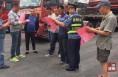 陕西高速集团华阴路政中队开展普法宣传活动