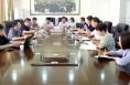 蒲城县与景域驴妈妈集团洽谈文化旅游领域合作