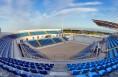 十四运大荔沙苑沙滩排球场地项目竣工