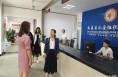 渭南市民政局调研大荔县社会组织服务中心建设运营情况
