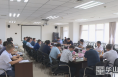 突出重点 夯实责任 持续做好特种设备安全监管 刘凯参加渭南市特种设备安全生产专业委员会专题会议并讲话