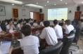 渭南市福彩中心开展《党政机关公文写作》专题培训