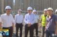 《直通县市》高成文调研澄城县医院搬迁重建项目建设工作