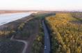陕西将在黄河沿线完成造林190万亩 建成森林乡村180个