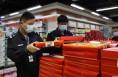 蒲城县公安局联合市场监督管理局开展双节食品安全专项检查