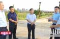 渭南高新区领导带队督导检查高新区环保工作