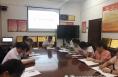 临渭区韩马初中召开新学期第一次中考科目任课教师会