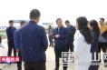 薛清军调研渭南高新区重点项目建设情况