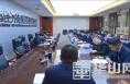 北京大学(医学部)专家一行来渭南经开区调研