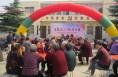 """临渭区向阳办赤水村:重阳""""礼物""""暖人心"""