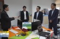 《直通县市》邓宽社考察上海现代教育和高新科技产业发展