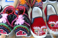 程文选:传承发扬传统手艺让小布鞋有大收获