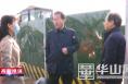 """薛清军督导调研渭南高新区疫情防控和项目建设""""百日会战""""工作"""