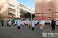 以练为战!渭南市儿童福利院举行疫情防控应急实战演练