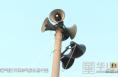 渭南消防:借助乡村大喇叭 强化冬季消防安全宣传